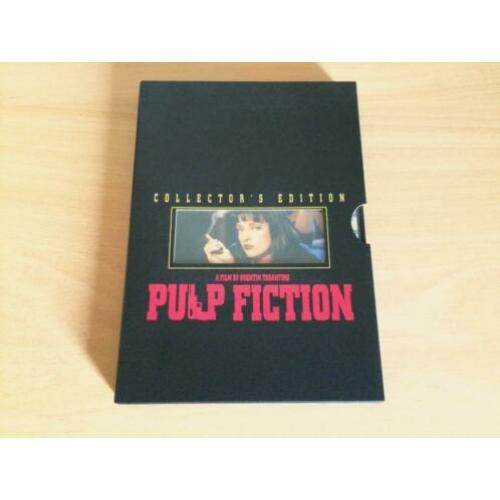 Pulp Fiction (2-DVD collector's edition Tarantino)