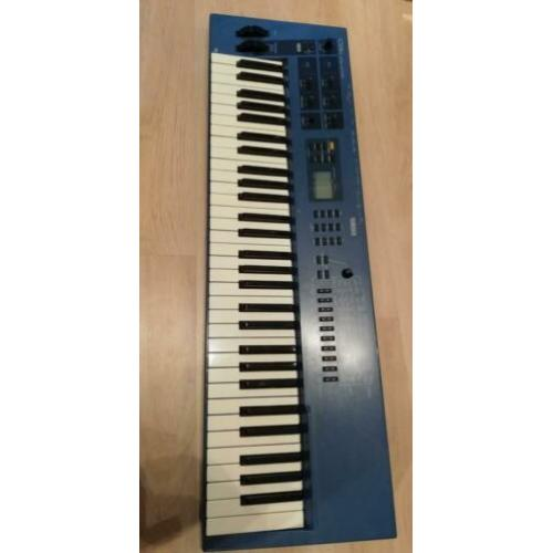 Synthesizer keyboard yamaha cs1x muziek retro