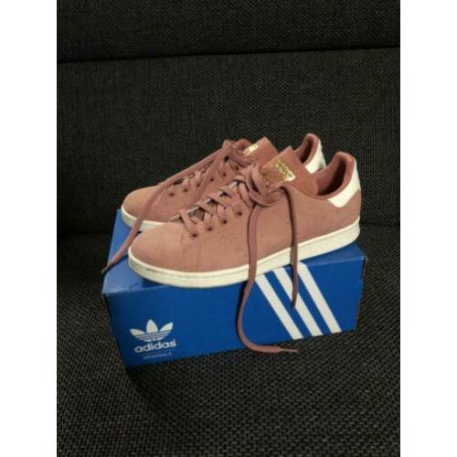 Roze Adidas Stan Smith maat 40