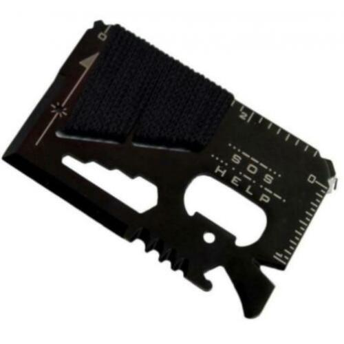Multitool Survival Rescue Emergency Creditcard format